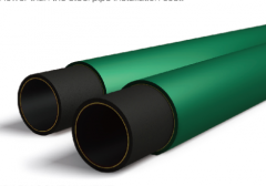 AISTAR doubal wall HDPE pipe