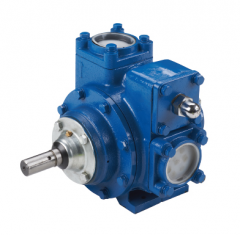 Vane pump for LPG