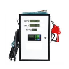 Mini Type Portable Truck Fuel Dispenser 625 Fuel Dispenser