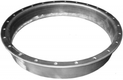 Manhole Mounting Flanges and Weld-skirt