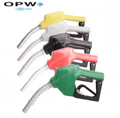 OPW 11A® and 11B® Automatic Nozzles with UL certificate