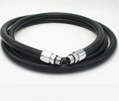 AISTAR 3/4'' and 1'' fuel dispenser hose with couplings