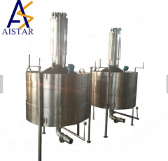 High duty prover tank